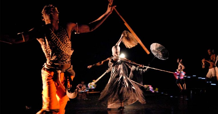 Jay Pather and Siwela Sonke Dance Theatre