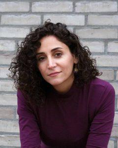 Saraab_Director_Choreographer_s Headshot_Hediyeh Azma